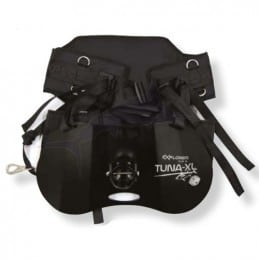 Explorer Tackle Harness & Belt Combo Tuna-XL