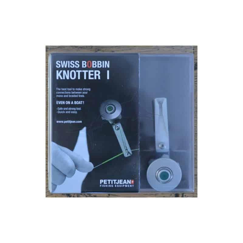Swiss Bobbin Knotter I