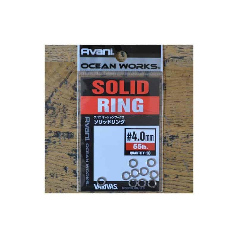 Varivas Avani Solid Ring