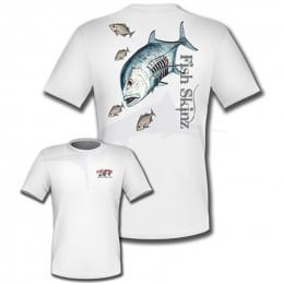 Fish Skinz Performance Jacked Ulua Tee