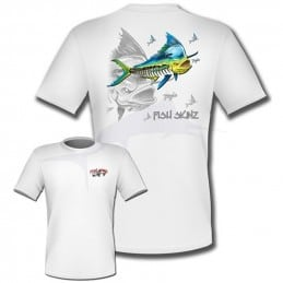 Fish Skinz Performance Mahi Mahi Tee