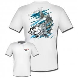 Fish Skinz Performance Marble Eye Tarpon Tee