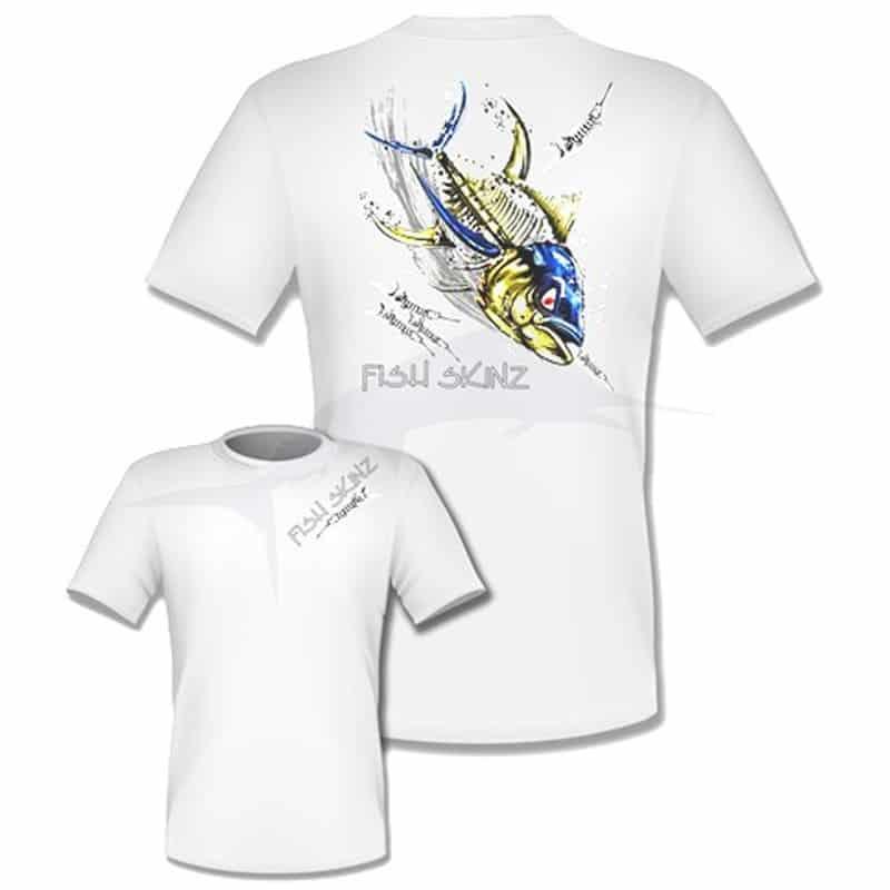 T-Shirt Fish Skinz Performance Rude Tuna