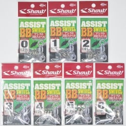 Shout Assist BB Swivel (414AB)