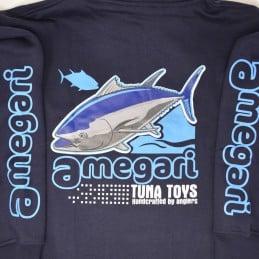 Amegari Hoodie Tuna