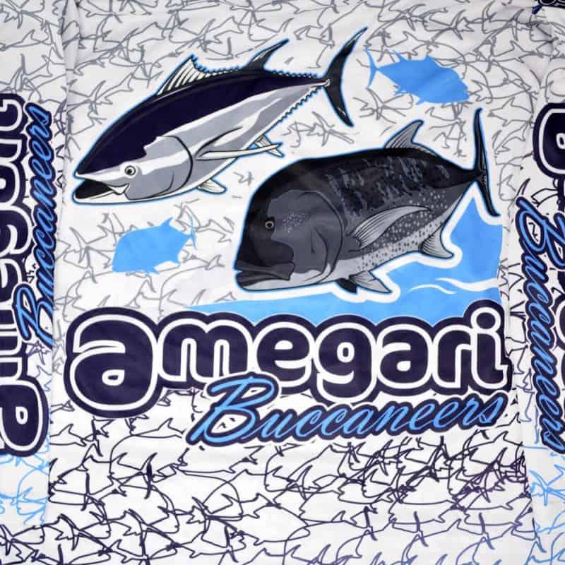 L-Shirt Amegari Tuna & GT