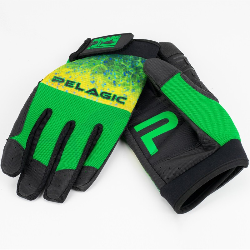 Pelagic End Game Pro Gloves Dorado