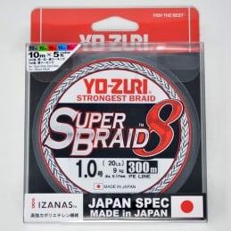 Yo-Zuri Superbraid 8x