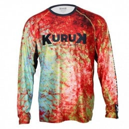 L-Shirt Kuruk Expedition 40 Red Snapper