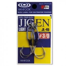 Vanfook Jigen Light Twin JL-45