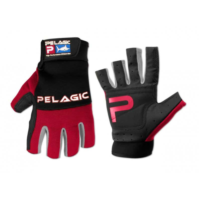 Pelagic gloves (short)