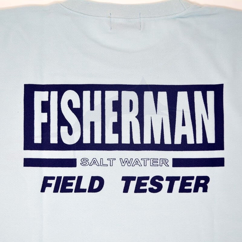 Fisherman Field Tester Tee