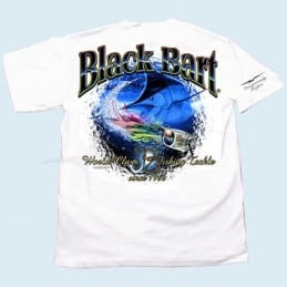 Black Bart Marlin Lure SS Tee