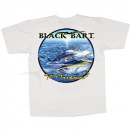 Black Bart Tuna Invasion SS Tee