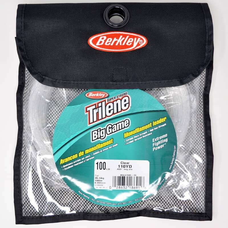 Berkley Trilene Big Game Mono Leaders
