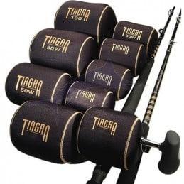 Housse moulinet Shimano Tiagra (noire)