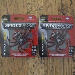 Spiderwire Stealth 270m Verte