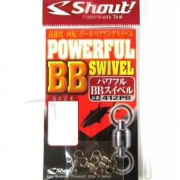 Shout Swivels Powerful BB (412PB)
