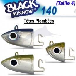 Fiiish Black Minnow 140 (Tete)