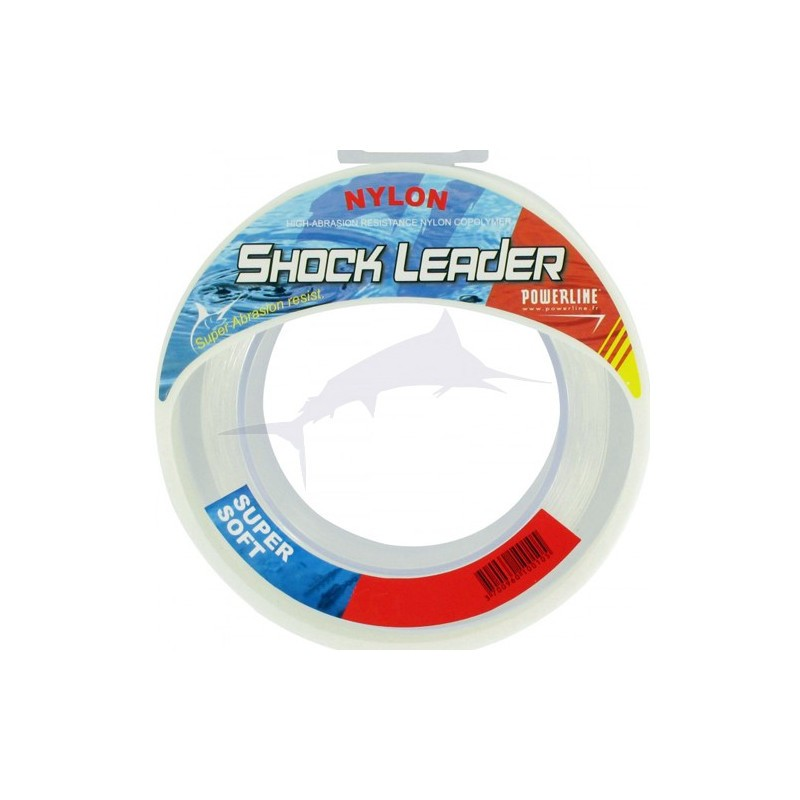 Powerline Shock Leader