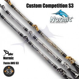 Normic Custom Rod Competition S3 Trolling Normic