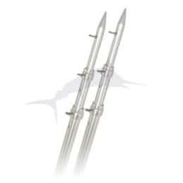 Rupp Top Gun Telescoping Poles - pair