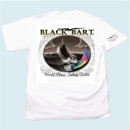 T-Shirt Black Bart Triple Grander