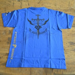 T-Shirt Patriot Design Black Diamond