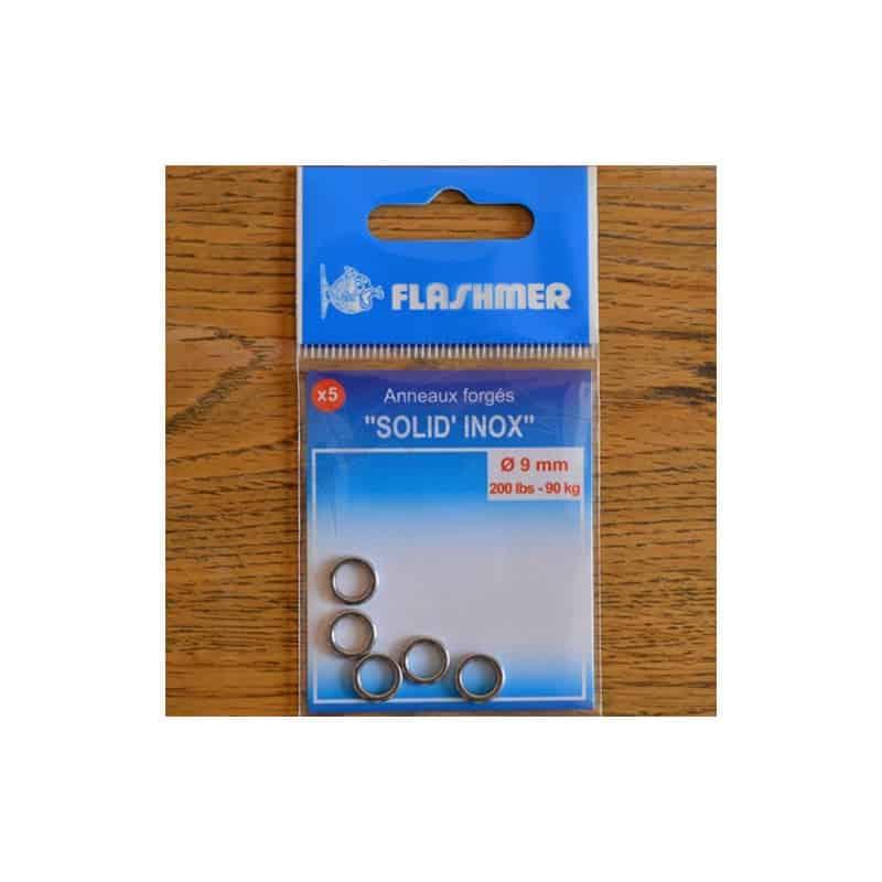 Flashmer Solid'Inox Rings