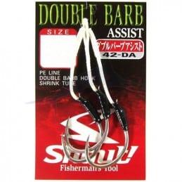 Shout Double Barb Assist