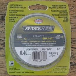 SpiderWire Stealth Glow-Vis Braid 270m