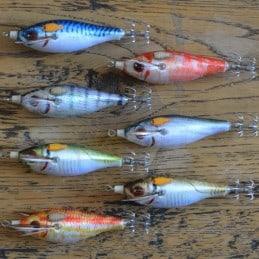 Turlutte DTD Real Fish Bukva 1.0
