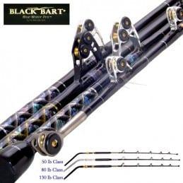 Black Bart Blue Water Pro IGFA Chair Rods