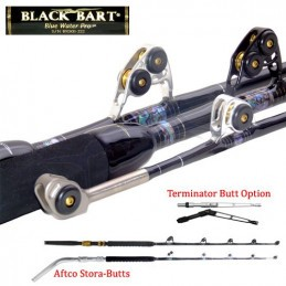 Black Bart Blue Water Pro Standup Stroker