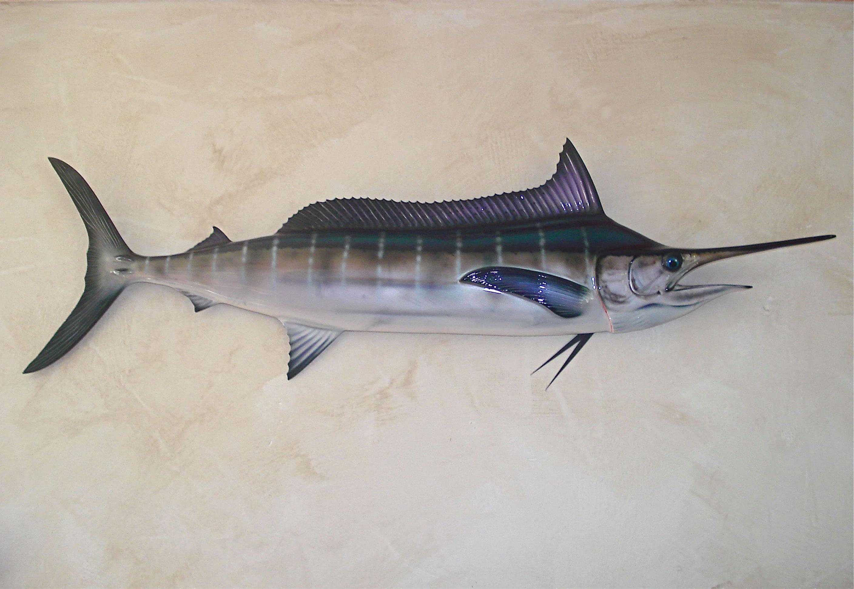 marlin bleu decoration cap vert